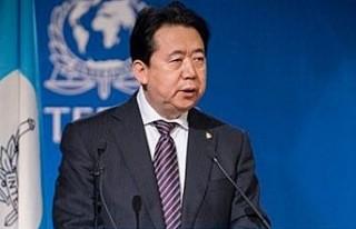 """Çinli Interpol eski başkanına """"Çin usulü""""..."""