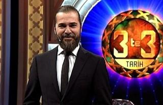 Engin Altan Düzyatan, yarışma programıyla ekranlara...