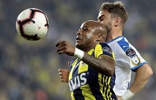 Fenerbahçe, Ankaragücü'ne Çarptı!