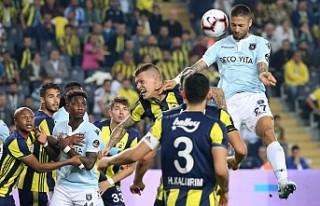 Fenerbahçe, Medipol Başakşehir maçında gol sesi...