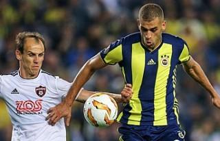 Fenerbahçe, Slimani'nin golleriyle Spartak Trnava'ya...