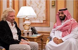 """İngiliz yatırımcıdan Suudi Arabistan'a """"Kaşıkçı""""..."""