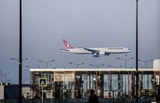 İstanbul Havalimanı'ndan ilk tarifeli yurt...