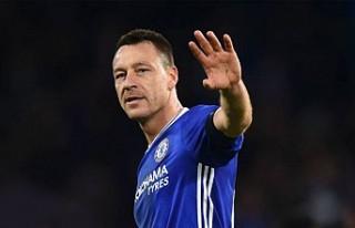 John Terry futbol kariyerini sonlandırdı