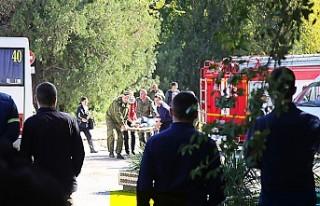 Kırım'da okula saldırı: 19 ölü, 47 yaralı