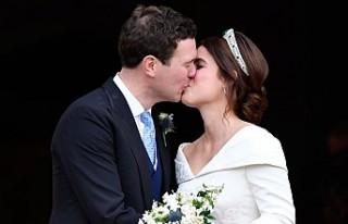Kraliyet Düğününde BBC'den Prenses Eugenie...