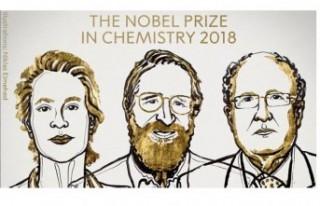 Nobel Kimya Ödülü, protein üretimi çalışmaya...