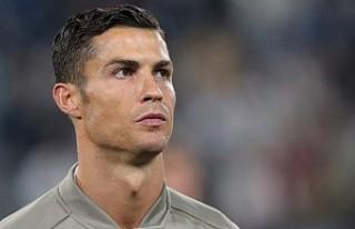 Ronaldo milli takım kadrosuna giremedi