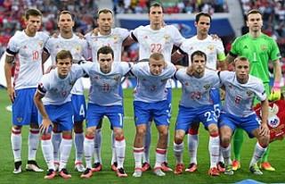 Rusya Milli Takımının Türkiye maçı aday kadrosu...
