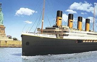 Titanik 2 ilk seferini 2022'de yapacak