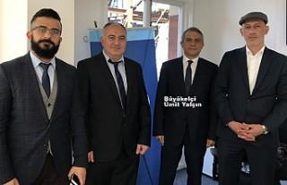 Türkiye'nin Londra Büyükelçisi Yalçın'dan...