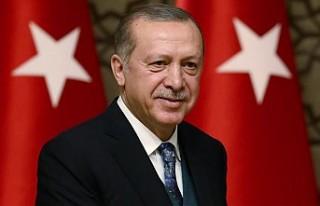 85 bin mozaik taşıyla Erdoğan'ın portresini...