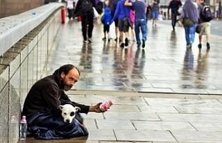 Birleşik Krallık'ta milyonlar yoksulluk içinde...