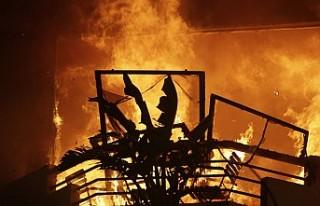 California'daki orman yangınlarında ölenlerin...