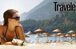 Etkili gezi dergisi tatil için Türkiye sahillerini...