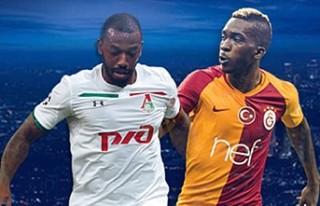 Galatasaray, Avrupa'da 276. maçı için Rusya...
