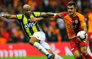 Galatasaray, Fenerbahçe Derbisinde Eşitlik