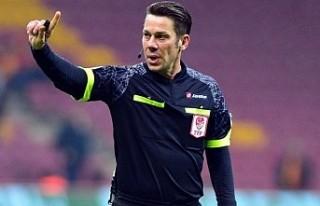Galatasaray - Fenerbahçe derbisini Fırat Aydınus...