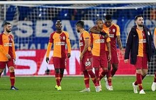 Galatasaray, şampiyonlar liginin en az koşan takımı...