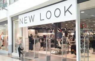 İngiliz perakende giyim zinciri New Look, 100 mağazasını...
