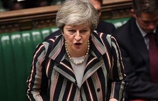 İngiltere Başbakanı May, Brexit Planı İçin Parlamentoyu...