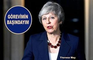 """İngiltere Başbakanı May için """"güvensizlik..."""