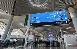 'İstanbul Havalimanı'na ilgi artarak devam...