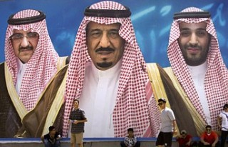 İşte Gündemdeki Suudi Kraliyet Ailesi'nin...