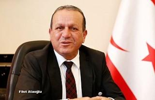 KKTC Turizm Bakanı Ataoğlu Londra'da turizm hedeflerini...