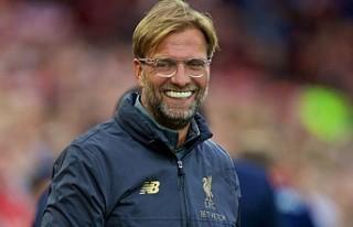 Liverpool teknik direktörü Klopp, tercüman'a...