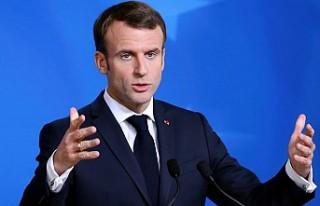 Macron'dan Avrupa Birliği açıklaması