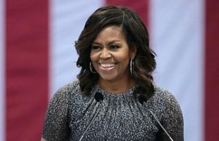 Michelle Obama'nın Londra'da yapacağı...