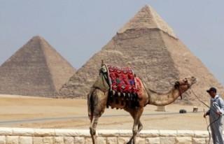 Mısır piramitlerinin sırrını çözebilecek kalıntılara...