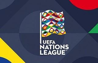 UEFA Uluslar Ligi'nde beşinci hafta, 7 maçla...