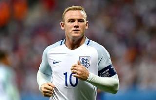 Wayne Rooney, son kez milli takım formasını giyecek