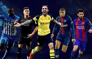 Avrupa'nın en verimli golcüleri