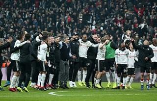 Beşiktaş Avrupa Ligi'nde 4. kez gruptan çıkma...