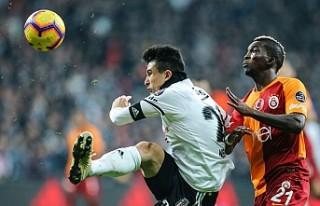 Büyük Derbide 3 Puan Beşiktaş'ın