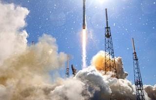 Çin uzaya 6'sı gözlem amaçlı 7 uydu fırlattı...