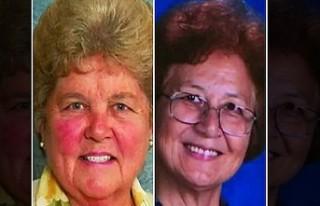 İki rahibe çaldıkları yarım milyon doları Las...
