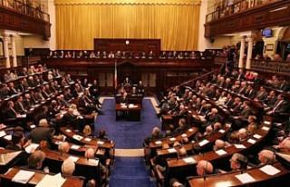 İrlanda Senatosu'ndan, İsrail yerleşimlerini...