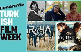 Londra'da Türk Filmleri haftası düzenleniyor