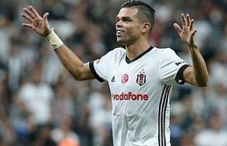 Pepe, İngiliz takımı Wolverhampton'la görüşüyor