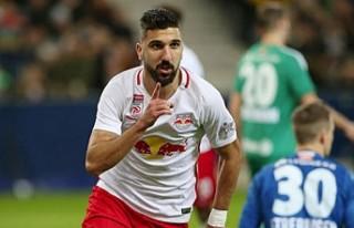 Salah, İsrailli oyuncu Munas Dabbur'un Liverpool'a...