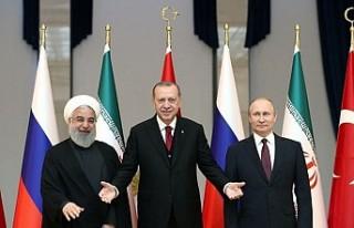 Times: Boşluğu Türkiye, Rusya ve İran doldurmaya...
