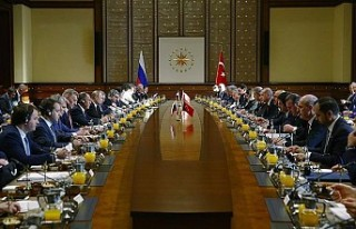 Türkiye ile Rusya arasında Moskova'daki 'Suriye'...