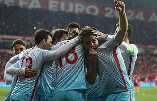 Türkiye-Moldova karşılaşması Eskişehir'de