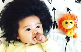 Chanco isimli bebek 1 yaşına girmeden milyoner oldu