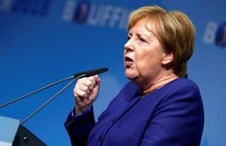 Cumhurbaşkanı Steinmeier ve Başbakan Merkel dahil...