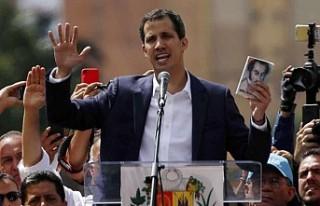 Guaido: Venezuelalılar diktatörlük altında yaşıyor